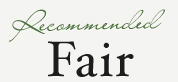 Recommended Fair