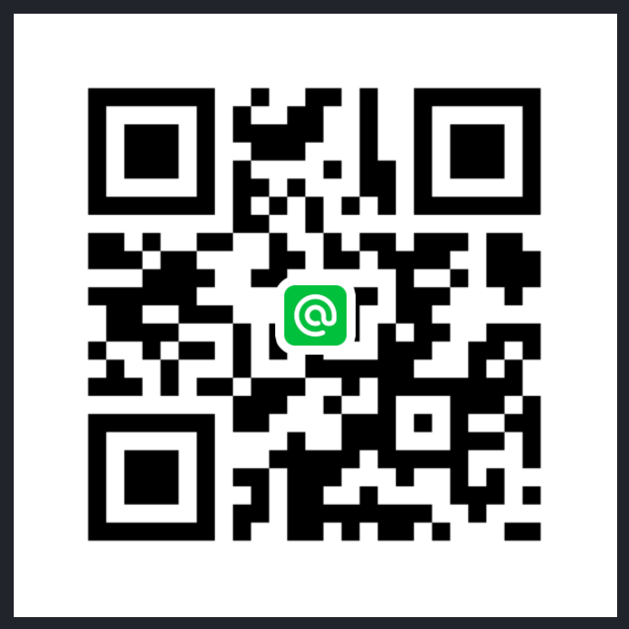 KAODEN official LINE 始めました!